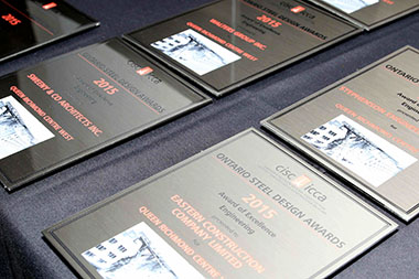 2015 Regional Steel Design Awards - Engineering Award of Excellence
