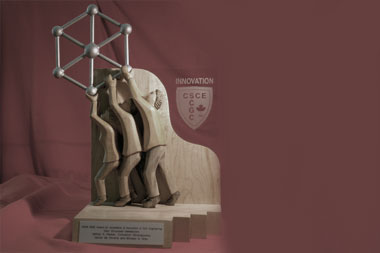 2009 Award for Excellence in Innovation in civil Engineering