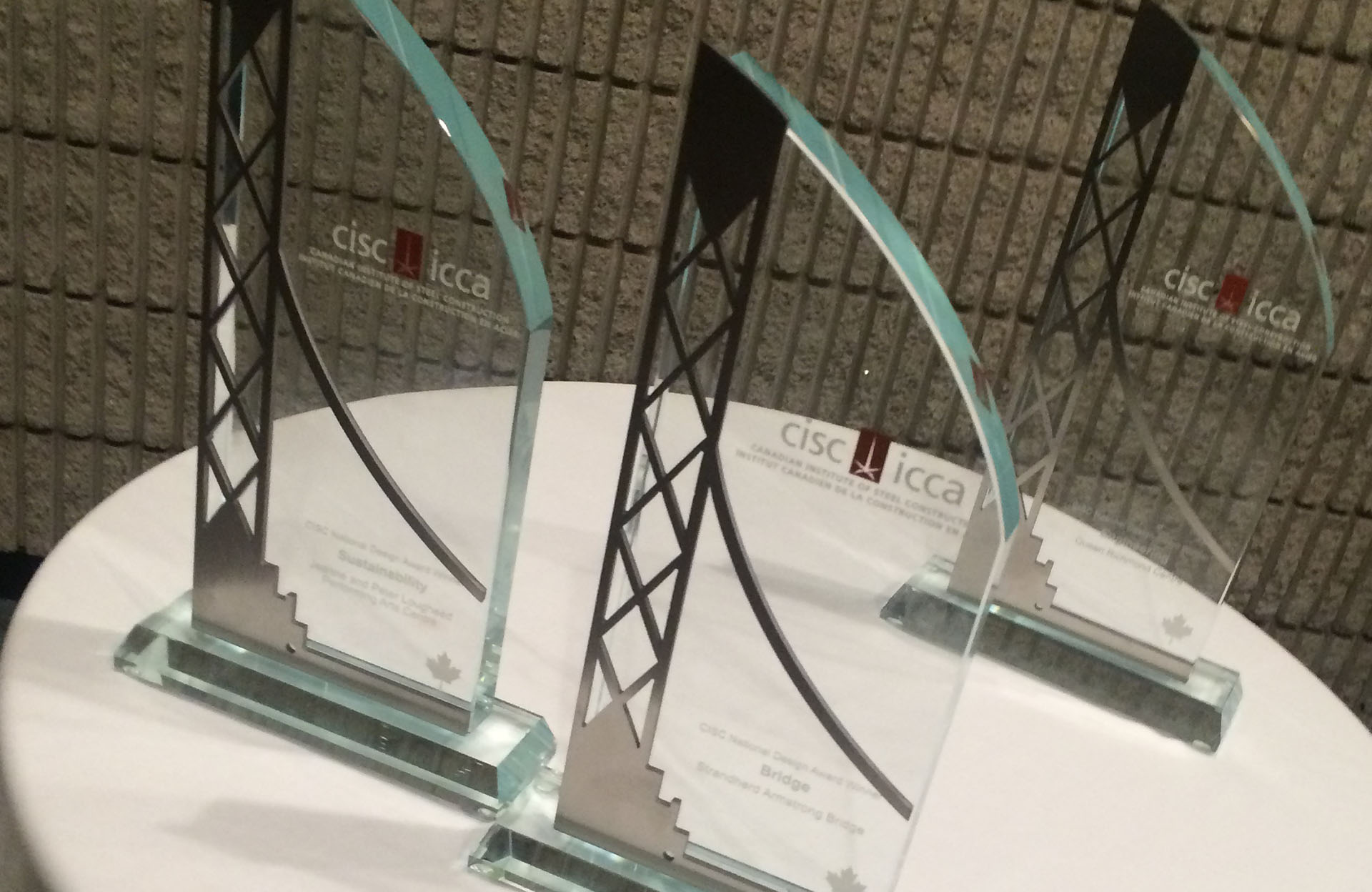 2016 National Steel Design Awards of Excellence – Engineering Award