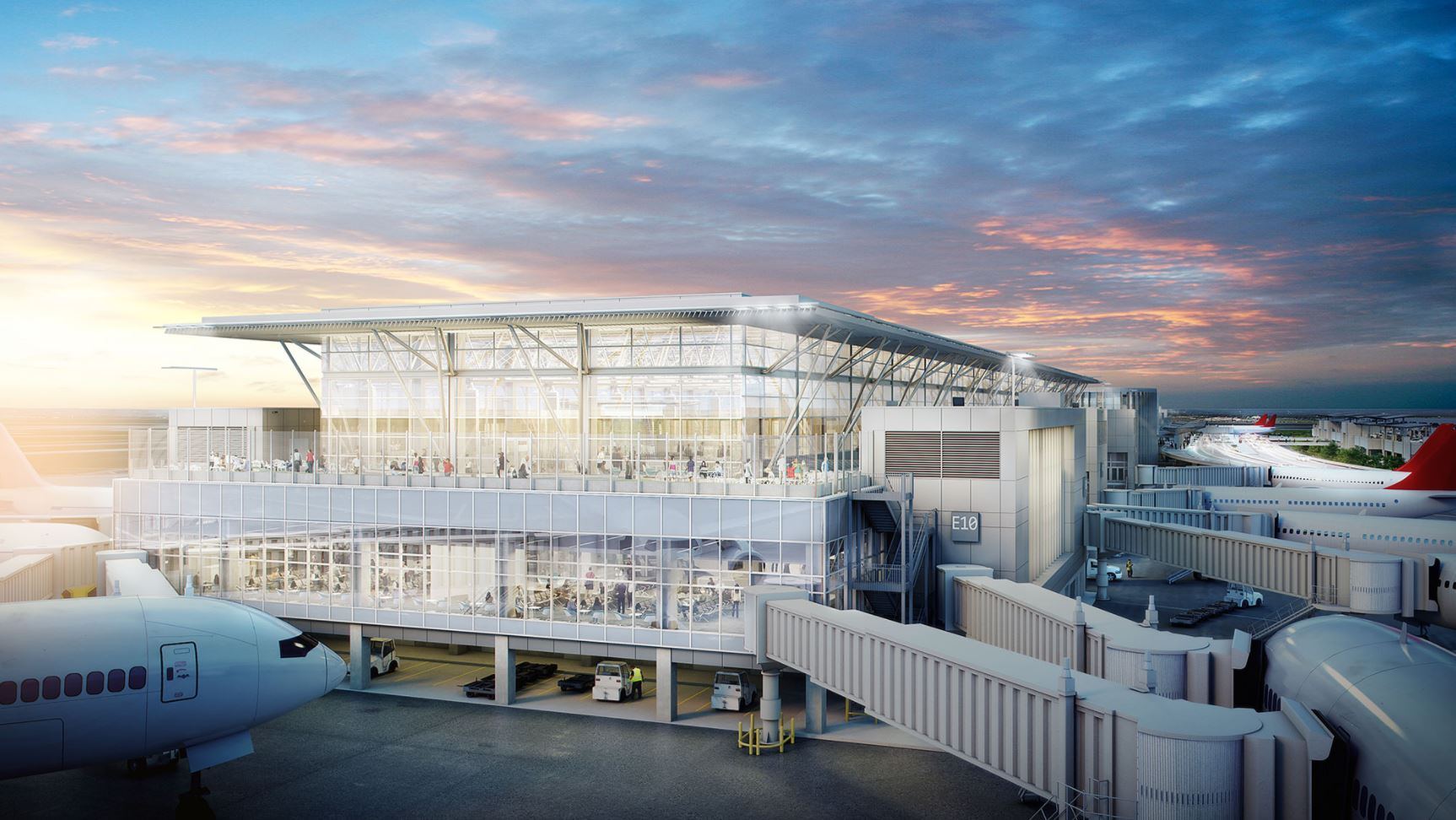 Austin-Bergstrom International Airport Expansion, Texas